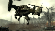 「Fallout 3(フォールアウト 3)」の1場面